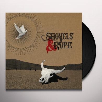 SHOVELS & ROPE Vinyl Record