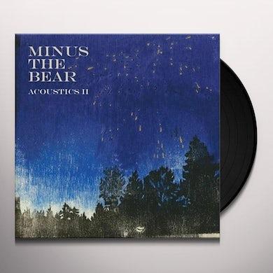 Minus The Bear ACOUSTICS Vinyl Record