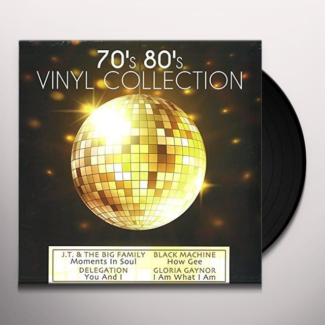 70'S - 80'S VINYL COLLECTION / VARIOUS