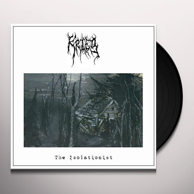 Krieg ISOLATIONIST Vinyl Record