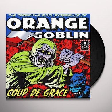 Orange Goblin COUP DE GRACE Vinyl Record