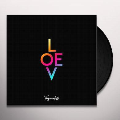 Thegiornalisti LOVE Vinyl Record