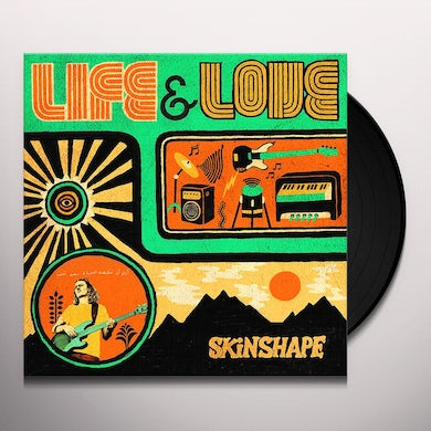 SKINSHAPE I Didn't Know (Extended)/Version Vinyl Record