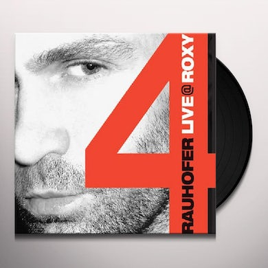 Peter Rauhofer LIVE @ ROXY Vinyl Record