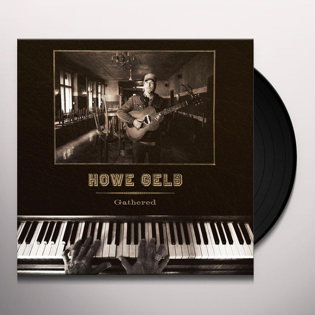 Howe Gelb GATHERED Vinyl Record