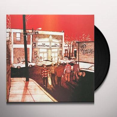 The Aggrolites Rugged Road Vinyl Record