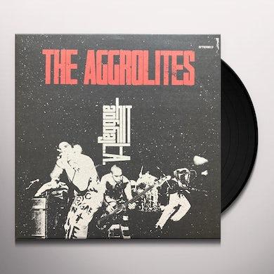 The Aggrolites Reggae Hit L.A. Vinyl Record