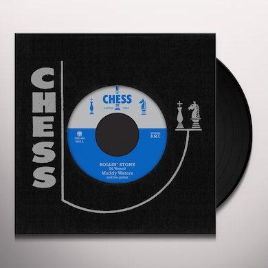 Muddy Waters ROLLIN' STONE / WALKIN' BLUES Vinyl Record