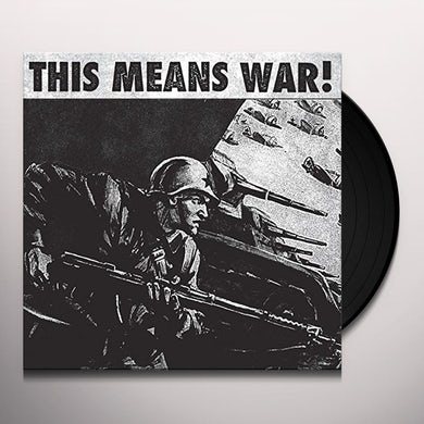 This Means War Vinyl Record