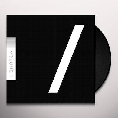Ct10: Volume 1 - Lp Sampler / Various Vinyl Record