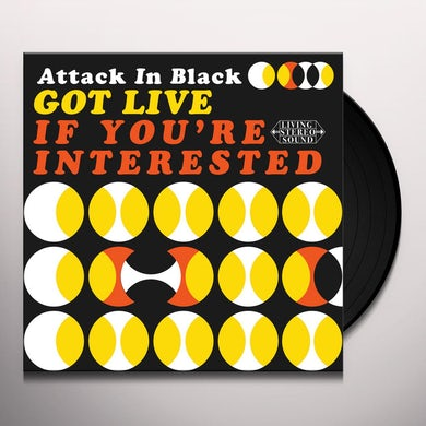 GOT LIVE IF YOU'RE INTERESTED Vinyl Record