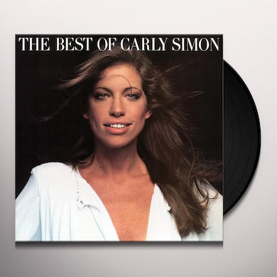 BEST OF CARLY SIMON: LIMITED ANNIVERSARY EDITION Vinyl Record