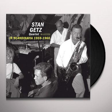 Stan Getz IN SCANDINAVIA 1959-1960 Vinyl Record