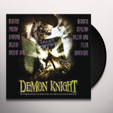 TALES FROM THE CRYPT PRESENTS: DEMON KNIGHT - OST Vinyl Record