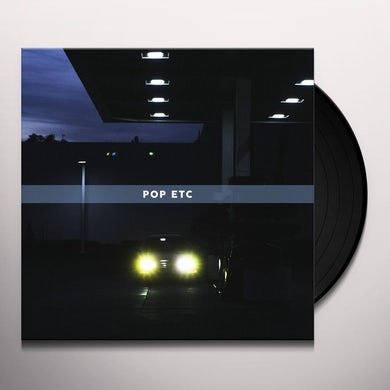 Pop Etc ROUTINE Vinyl Record