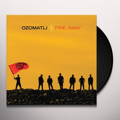 Fire away Vinyl Record