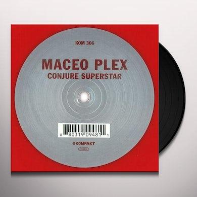 Maceo Plex CONJURE SUPERSTAR Vinyl Record