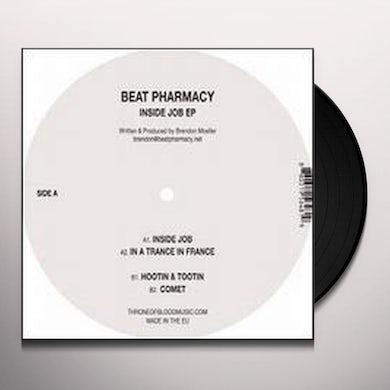 Beat Pharmacy INSIDE JOB (EP) Vinyl Record
