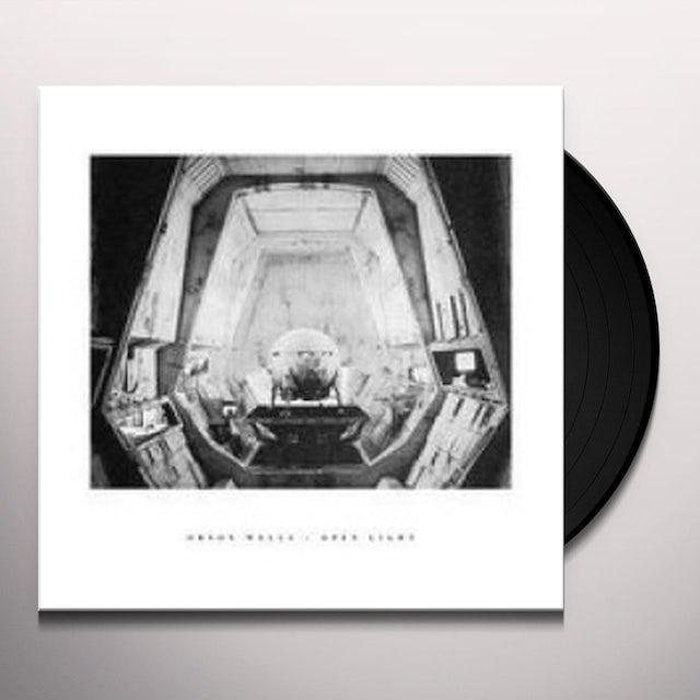 Orson Wells OPEN LIGHT Vinyl Record