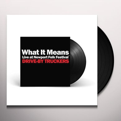 WHAT IT MEANS / PERILOUS NIGHT Vinyl Record