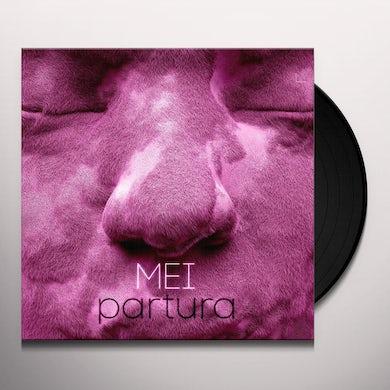 Mei PARTURA Vinyl Record