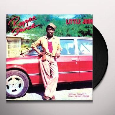 Little John REGGAE DANCE Vinyl Record