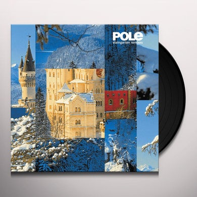 Pole STEINGARTEN REMIXES 2 Vinyl Record