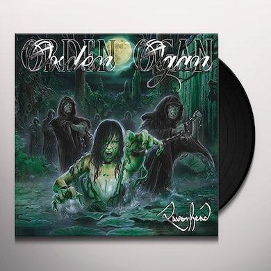 Orden Ogan RAVENHEAD Vinyl Record - Gatefold Sleeve