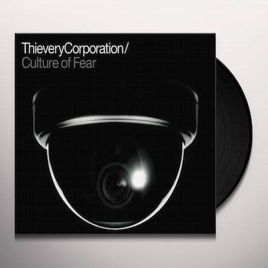 Culture Of Fear (2 LP) Vinyl Record