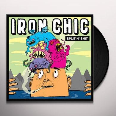 Iron Chic SPLIT N' SHIT Vinyl Record