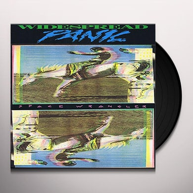 Widespread Panic SPACE WRANGLER Vinyl Record