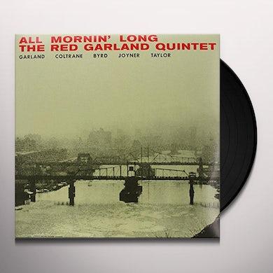 Red Garland Quintet / John Coltrane / Donald Byrd ALL MORNIN LONG Vinyl Record