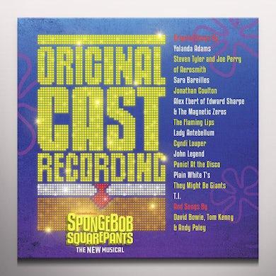 SPONGEBOB SQUAREPANTS THE NEW MUSICAL / O.C.R. Vinyl Record