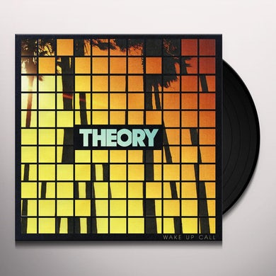 Theory of a Deadman WAKE UP CALL Vinyl Record