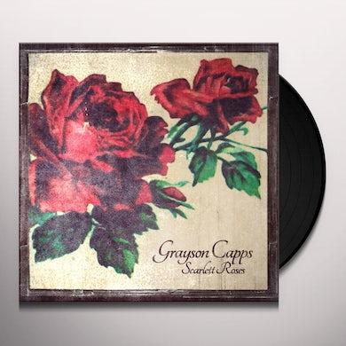 Grayson Capps SCARLETT ROSES Vinyl Record