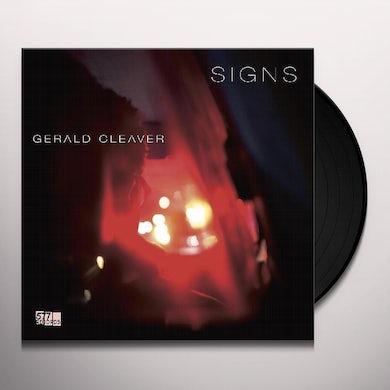 Gerald Cleaver SIGNS Vinyl Record