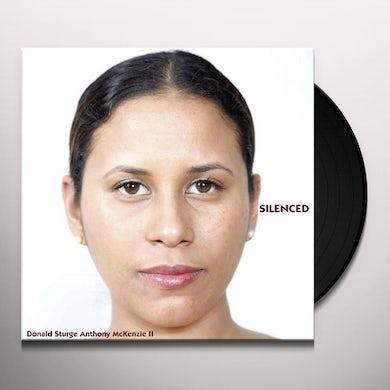 Donald Sturge Anthony Mckenzie Ii SILENCED Vinyl Record