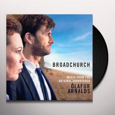 Ólafur Arnalds BROADCHURCH / Original Soundtrack Vinyl Record