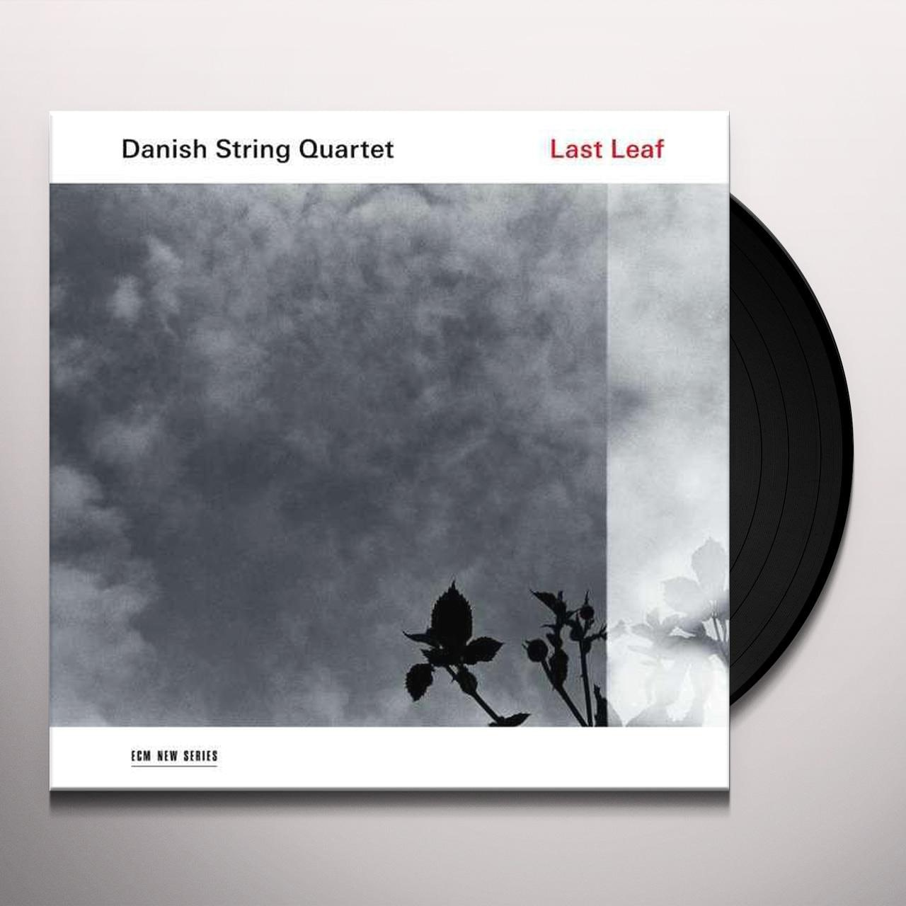 DANISH STRING QUARTET LAST LEAF Vinyl Record