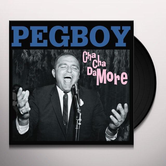 Pegboy CHA CHA DAMORE Vinyl Record