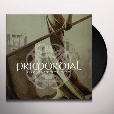 Primordial TO THE NAMELESS DEAD Vinyl Record