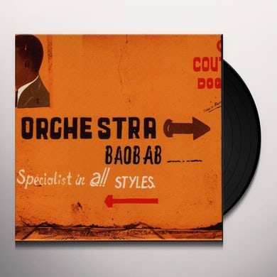 Specialist In All Styles Vinyl Record