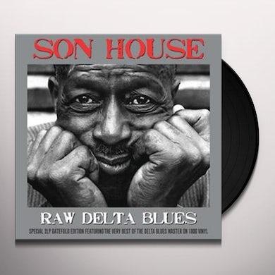 Raw Delta Blues Vinyl Record