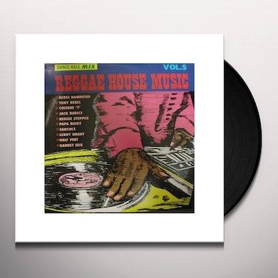 Reggae House Music 5 / Various Vinyl Record