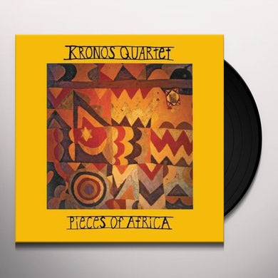 Kronos Quartet Pieces of Africa Vinyl Record