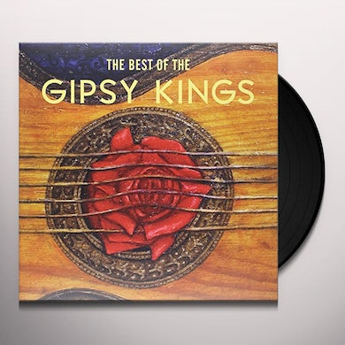 BEST OF THE GIPSY KINGS Vinyl Record