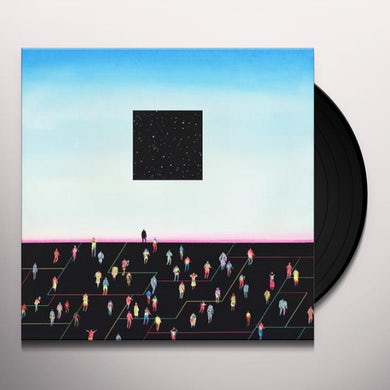 Young The Giant MIRROR MASTER Vinyl Record