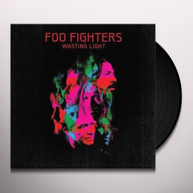 Foo Fighters Wasting Light Vinyl