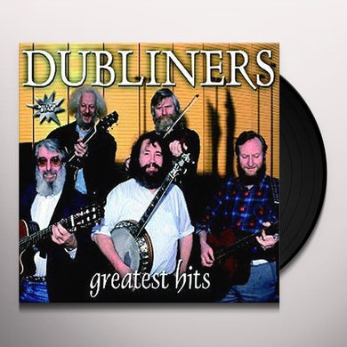 Dubliners GREATEST HITS Vinyl Record