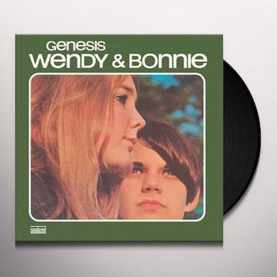 Wendy & Bonnie GENESIS Vinyl Record